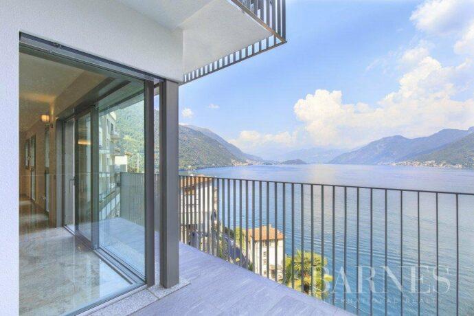 New apartment on Lake Como