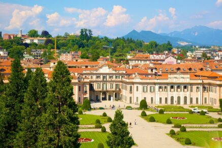 Varese City and Surroundings