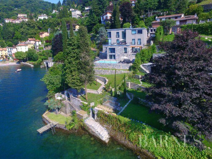 Modern villa in Faggeto Lario